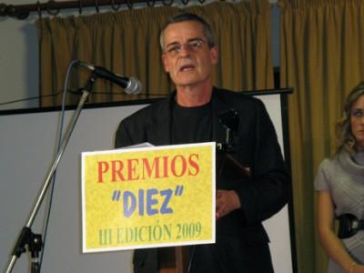 """Entrega de los """"Premios DIEZ"""""""