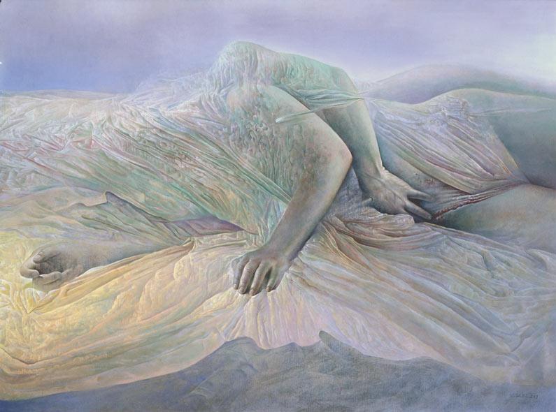 Obra de Juan Francisco Cárceles 1997-2004: Como abrazar al viento