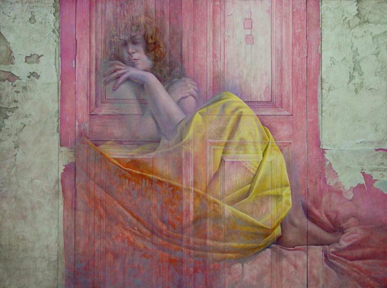 Obra de Juan Francisco Cárceles 1997-2004: La puerta cerrada