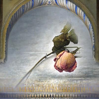 La rosa de la Alhambra