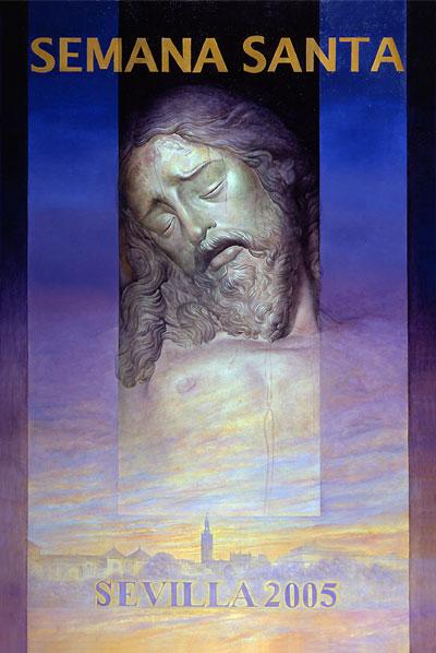 Obra de Juan Francisco Cárceles para la Semana Santa 2005
